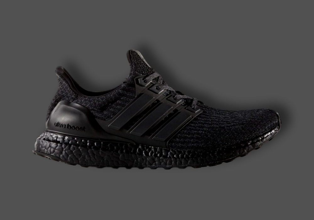 adidas ultra boost all black