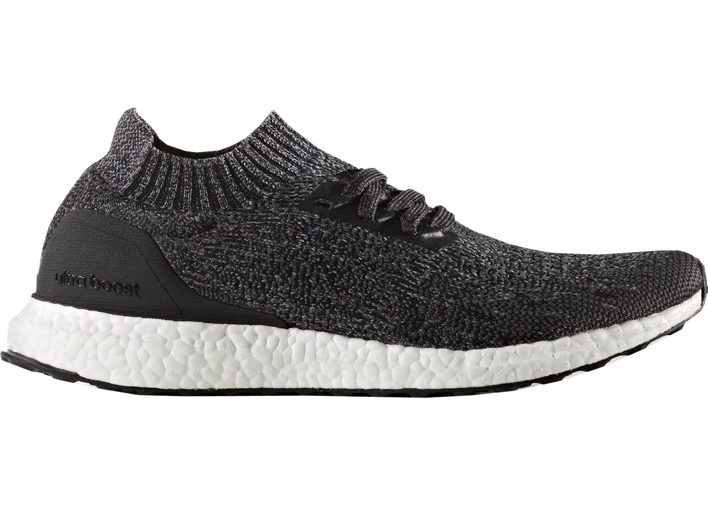 adidas ultra boost uncaged black